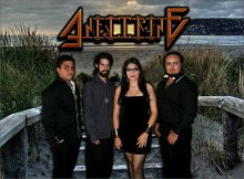 Anfitrite band logo
