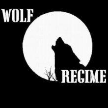 Wolf Regime band logo