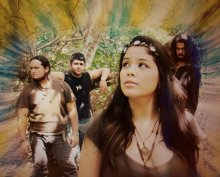 Anfitrite band photo