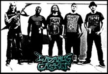 Lazarus Casket band photo
