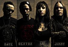 Sister Sin band photo