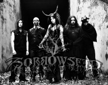 Sorrowseed band photo