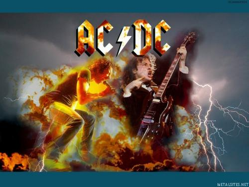 AC/DC - Wallpaper #2892