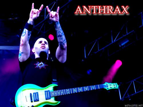 Anthrax - Wallpaper #3557