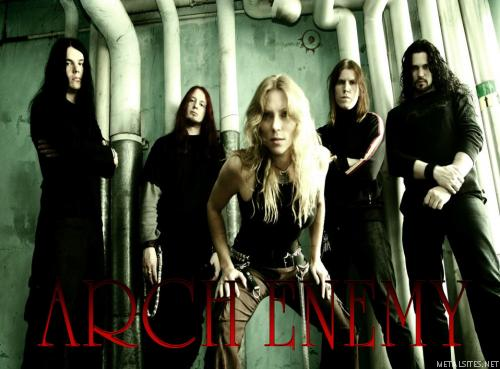Arch Enemy - Wallpaper #2874