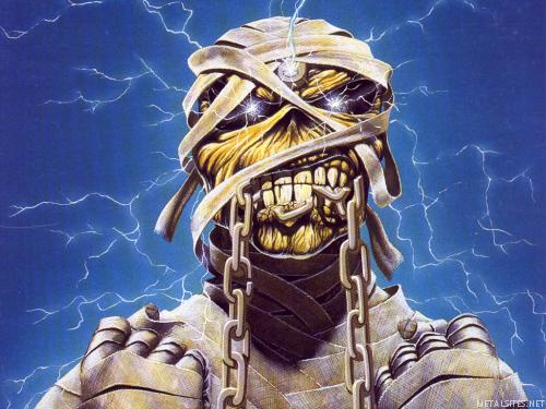 Iron Maiden - Wallpaper #3672
