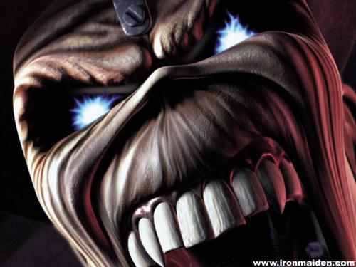 Iron Maiden - Wallpaper #3673