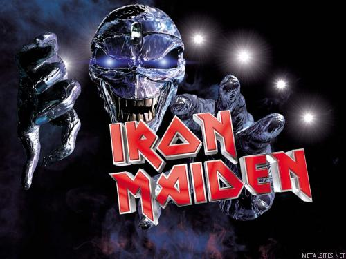 Iron Maiden - Wallpaper #3674
