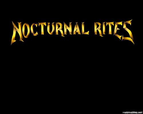 Nocturnal Rites - Wallpaper #3766